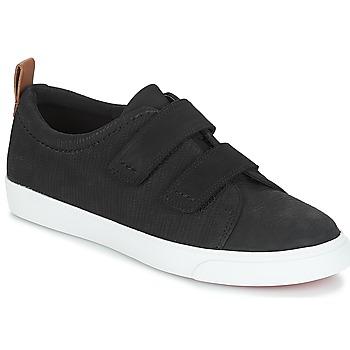 Încăltăminte Femei Pantofi sport Casual Clarks Glove Daisy Black / Combi / Nbk