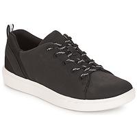Încăltăminte Femei Pantofi sport Casual Clarks Step Verve Lo / Black
