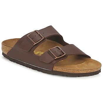 Încăltăminte Bărbați Papuci de vară Birkenstock ARIZONA Maro