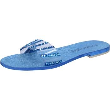 Pantofi Femei Sandale  Eddy Daniele Sandale AW491 Albastru