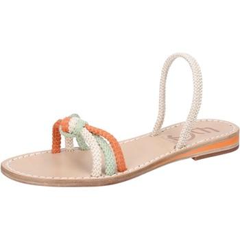Pantofi Femei Sandale  Eddy Daniele Sandale AW479 Alb