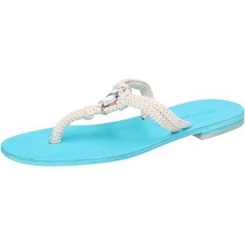 Pantofi Femei Sandale  Eddy Daniele Sandale AW509 Alb