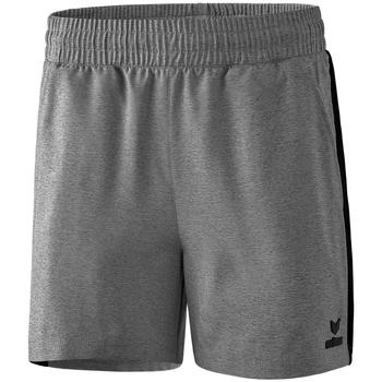 Îmbracaminte Femei Pantaloni scurti și Bermuda Erima Short femme  Premium One 2.0 gris chiné/noir