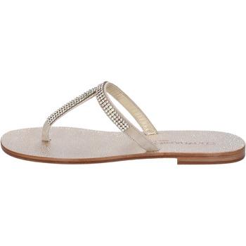 Pantofi Femei Sandale  Eddy Daniele Sandale AW15 Bej
