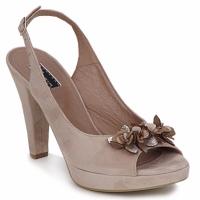 Pantofi Femei Sandale și Sandale cu talpă  joasă Vic CALIPSO DRAL Bej