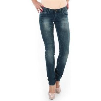 Îmbracaminte Femei Jeans skinny Wrangler Spodnie  Molly 251XB23C blue
