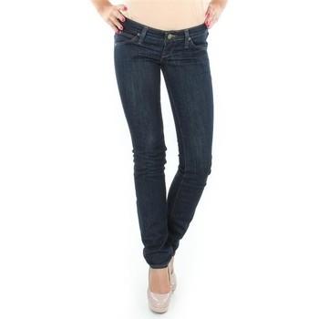 Îmbracaminte Femei Jeans drepti Lee Lynn L340AGNA black