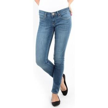 Îmbracaminte Femei Jeans skinny Lee Spodnie Damskie  357SVIX Lynn  Skinny blue