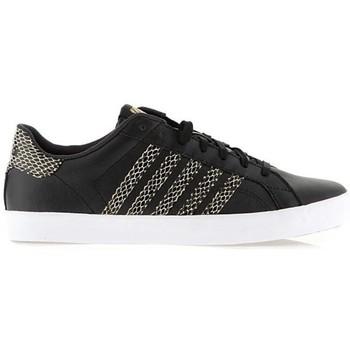 Pantofi Femei Pantofi sport Casual K-Swiss Women's Belmont So Snake 93736-049-M black