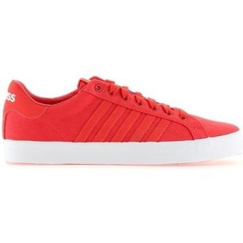 Pantofi Femei Pantofi sport Casual K-Swiss Women's Belmont SO T Sherbet 93739-645-M red