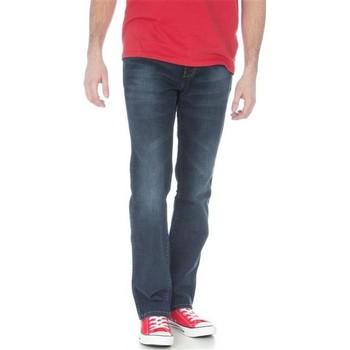 Îmbracaminte Bărbați Jeans drepti Wrangler Arizona Stretch W12O8343C navy