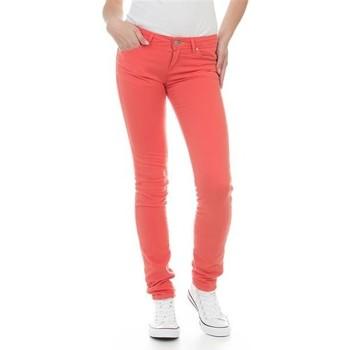 Îmbracaminte Femei Jeans skinny Wrangler Jeans  Molly Melon W251U229M red
