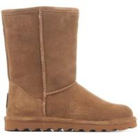 Pantofi Femei Cizme de zapadă Bearpaw Elle Short 1962W-220 Hickory II brown