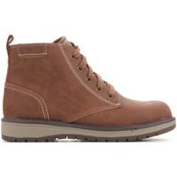 Pantofi Copii Ghete Skechers Gravlen Brown 94060L-BRN brown