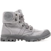Pantofi Femei Pantofi sport stil gheata Palladium US Baggy W 92478-066-M grey