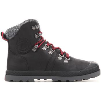 Pantofi Femei Drumetie și trekking Palladium Pallabrouse Hikr 95140-041 black