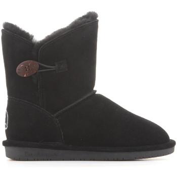 Pantofi Femei Cizme de zapadă Bearpaw Rosie 1653W-011 Black II black