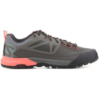Pantofi Femei Drumetie și trekking Salomon X Alp Spry W 398601 brown