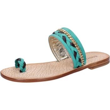 Pantofi Femei Sandale  Eddy Daniele Sandale AX720 Verde