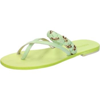 Pantofi Femei Sandale  Eddy Daniele Sandale AW169 Verde
