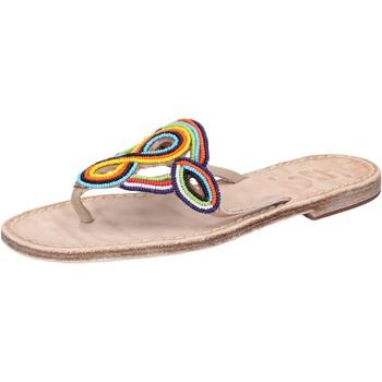 Pantofi Femei Sandale  Eddy Daniele Sandale AV408 Multicolor