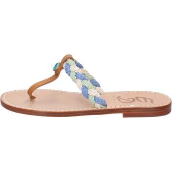 Pantofi Femei Sandale  Eddy Daniele Sandale AW522 Multicolor