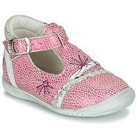 Pantofi Fete Sandale și Sandale cu talpă  joasă GBB MARINA Roz