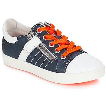 Încăltăminte Băieți Pantofi sport Casual GBB MAXANCE Vte / Bleumarin-blanc / Dpf / 2706