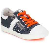 Pantofi Băieți Pantofi sport Casual GBB MAXANCE Vte / Bleumarin-blanc / Dpf / 2706