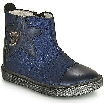 Pantofi Fete Ghete GBB LIAT Albastru