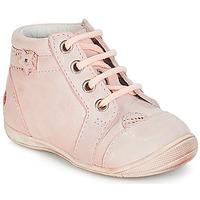 Pantofi Fete Ghete GBB PRIMROSE Vte / Roz / Chair / Dpf / Kezia