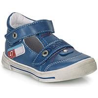 Pantofi Băieți Sandale și Sandale cu talpă  joasă GBB PEPINO Albastru