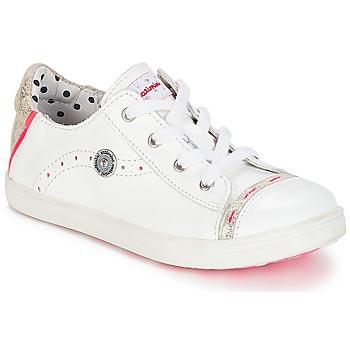 Pantofi Fete Pantofi sport Casual Catimini PANDA Vte / Alb / Dpf / Venus