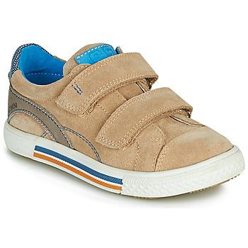 Pantofi Băieți Pantofi sport Casual Catimini PERRUCHE Bej