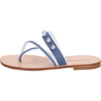 Pantofi Femei Sandale  Eddy Daniele Sandale AW229 Albastru