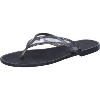 Pantofi Femei Sandale  Eddy Daniele Sandale AW682 Gri