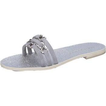 Pantofi Femei Sandale  Eddy Daniele Sandale AW236 Gri