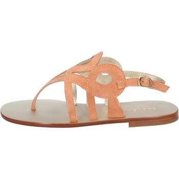Pantofi Femei Sandale  Eddy Daniele Sandale AW320 Portocale