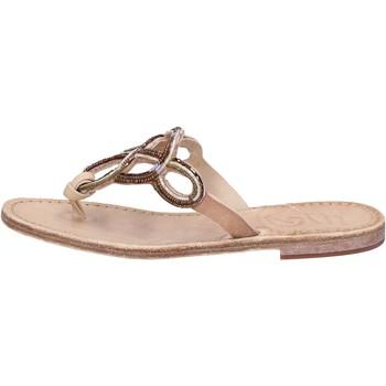 Pantofi Femei Sandale  Eddy Daniele Sandale AS78 Maro