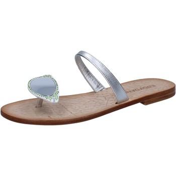 Pantofi Femei Sandale  Eddy Daniele Sandale AW216 Argint