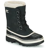 Pantofi Femei Cizme de zapadă Sorel CARIBOU Negru