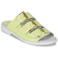 Pantofi Femei Papuci de vară Miista EMMIE Galben