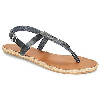 Pantofi Bărbați  Flip-Flops Volcom TRAILS SNDL Black