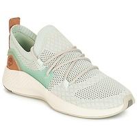 Pantofi Femei Pantofi sport Casual Timberland FlyRoam Go Knit Chukka Blue / FLOWER