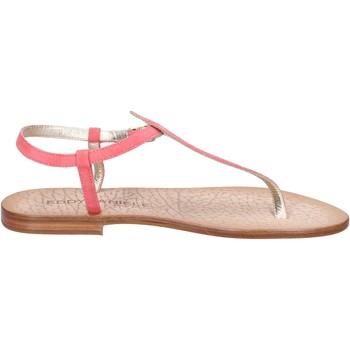 Pantofi Femei Sandale  Eddy Daniele Sandale AX914 Roz