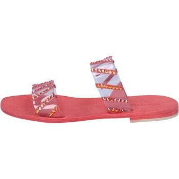 Pantofi Femei Sandale  Eddy Daniele Sandale AW463 Roșu