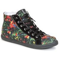 Pantofi Femei Pantofi sport stil gheata Love Moschino JA15132G0KJE0000 Negru /  multicolor