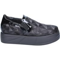 Pantofi Femei Pantofi Slip on Jeannot Adidași BX129 Negru