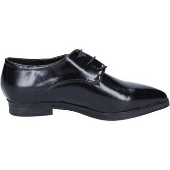 Pantofi Femei Pantofi Oxford Francescomilano BX328 Negru