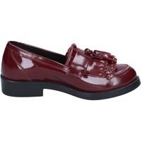 Pantofi Femei Mocasini Emanuélle Vee Mocasini BX382 roșu